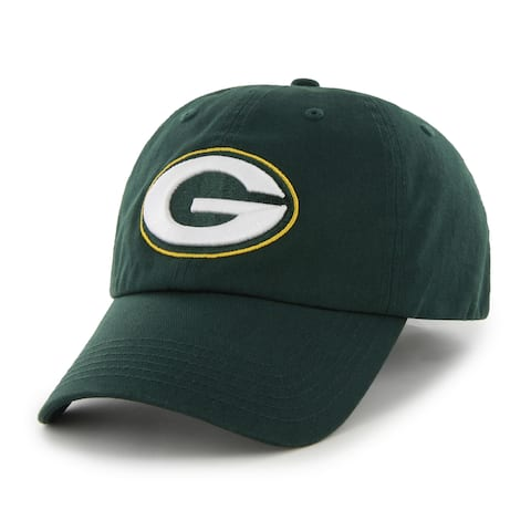 47 Brand Green Bay Packers NFL Clean Up Hat