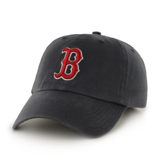 47 Brand Boston Red Sox MLB Clean Up Hat