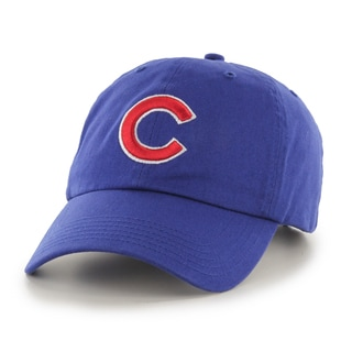 47 Brand Chicago Cubs MLB Clean Up Hat