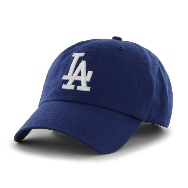 e57ded728bafd Shop 47 Brand Los Angeles Dodgers MLB Clean Up Hat - Free Shipping ...