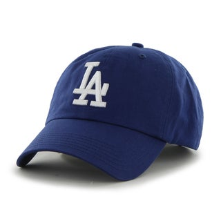 47 Brand Los Angeles Dodgers MLB Clean Up Hat
