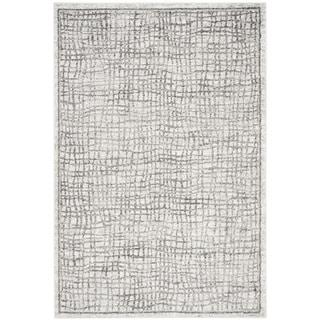 Safavieh Adirondack Vintage Abstract Rug (51 x 76 - Silver/Ivory)