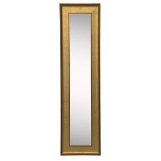 American Made Rayne Vintage Gold Mirror Panel