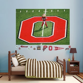 Fathead Ohio State - Brutas Mural Wall Decal