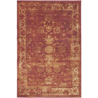 Meticulously Woven Castr Rug (5'3 x 7'3)