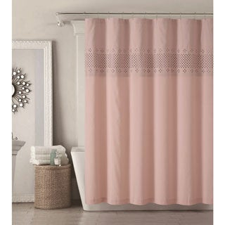 VCNY Sabrina Shower Curtain