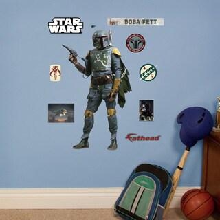 Boba Fett Star Wars - Fathead Jr