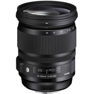 Sigma 24-105mm f/4 DG HSM Art Lens for Sony