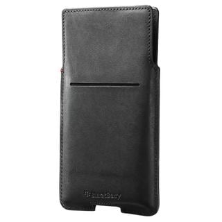 BlackBerry PRIV Leather Pocket Case -Retail Packaging