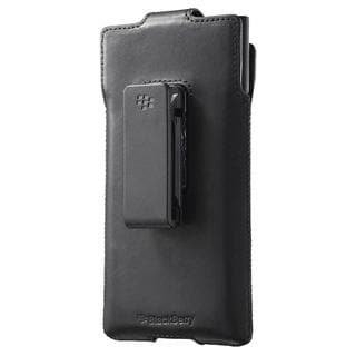 BlackBerry PRIV Leather Holster- Retail Packaging