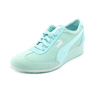 Puma Women's 'Caroline NBK P' Regular Suede Athletic