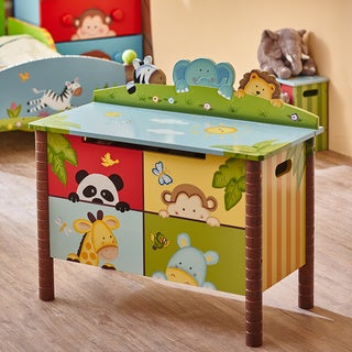 Fantasy Fields Sunny Safari Toy Chest