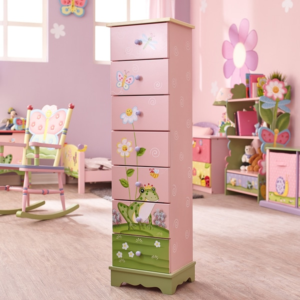 Shop Fantasy Fields Magic Garden 7-drawer Cabinet - Free Shipping ...