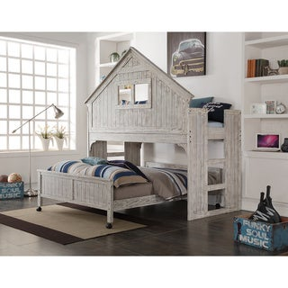 Buy Size Full Loft Bed Kids Toddler Beds Online At Overstock Com