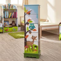 Fantasy Fields Enchanted Woodland 5-drawer Cabinet