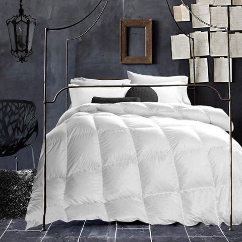 Adrien Lewis - Wool Filled 200 Thread Count Cotton Duvet