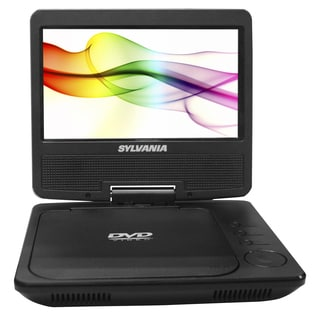 Sylvania 7-inch Portable DVD Player