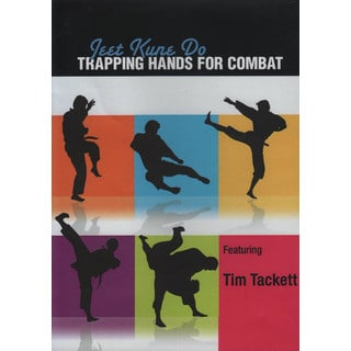 Jeet Kune Do Trapping Hands Combat DVD Tim Tackett Bruce Lee Jun Fan