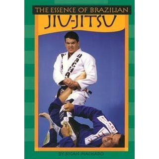 Essence Brazilian Jiu Jitsu Arm Locks DVD Rigan Machado MMA carlos gracie