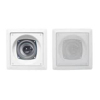 Acoustic Audio CS-I42S In-wall / Ceiling Speaker Pair Home 300 Watts CS-I42S-PR
