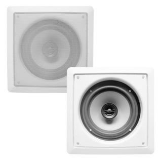 Acoustic Audio CS-I62S In-wall / Ceiling 6.5-inch Speaker Pair Home 500W CS-I62S-PR