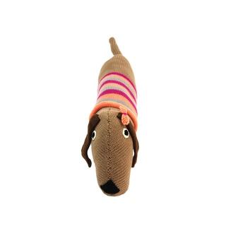 Cotton Dog Stuffed Animal (Peru)