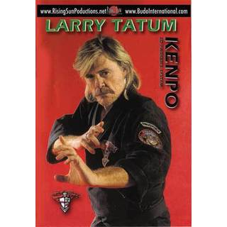 Larry Tatum X-treme Kenpo Karate 2 DVD Set Ed Parker martial arts