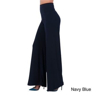 Koh Koh Women's Wide Leg Flared Palazzo Yoga Pants