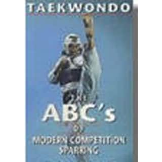 Taekwondo ABCs Modern Competition Sparring DVD Olympic Dana Hee korean karate
