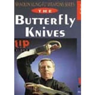 Chinese Shaolin Kung Fu Weapon Series Butterfly Knives DVD JamesMcNeil
