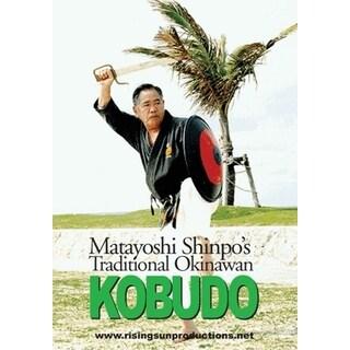 Okinawan Kobudo Weapons 2 DVD Set Matayoshi Hokama bo tongfa kama timbei machete