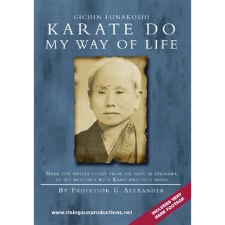 Okinawan Shotokan Karate 2 DVD Set Gichen Funakoshi & Chogun Miyagi