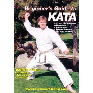 Beginner's Guide to Shotokan Karate Kata DVD Jim Wilson heian tekki Bassai Dai