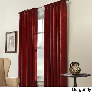Belgique Insulated Curtain Panel