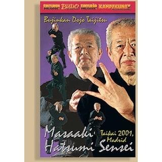 Bujinkan Dojo Taijitsu #2 DVD Ninja Nasaaki Hatsumi ninjustsu