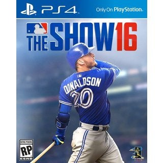 MLB 16 The Show-PS4