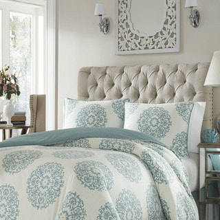 Stone Cottage Bristol Cotton Sateen Full/ Queen Size Duvet Cover Set (As Is Item)