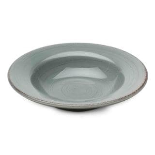 TAG SONOMA RIMMED BOWL SLATE BLUE, SET OF 4