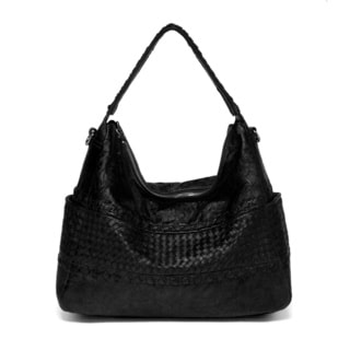 Clarisse Distressed Leather Tote