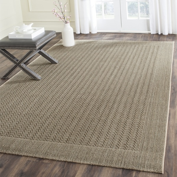 Safavieh palm beach desert sand sisal rug 4 39 x 6 39 free shipping today 17995202 Home goods palm beach gardens