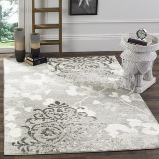 Safavieh Adirondack Silver/ Ivory Rug (3' x 5')