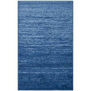 Safavieh Adirondack Vintage Ombre Light Blue/ Dark Blue Rug - 3' x 5'