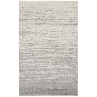 Safavieh Adirondack Vintage Ombre Ivory / Silver Rug (3' x 5')