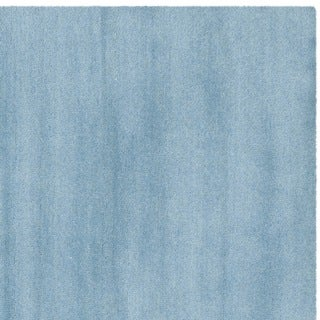 Safavieh Hand-Tufted Himalaya Blue Wool Rug (11' x 15')