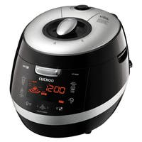 Cuckoo CRP-HY1083F Black 10-Cup Pressure Rice Cooker