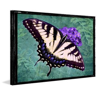 Marmont Hill - Tiger Swallowtail by Robertson Painting Print on Canvas