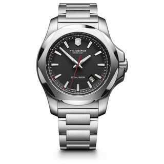 Victorinox Swiss Army 241723.1 Men's I.N.O.X. Stainless Steel Bracelet Watch