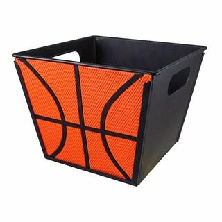 BREKX Basketball Galvanized Ice Bucket (Set of 2)