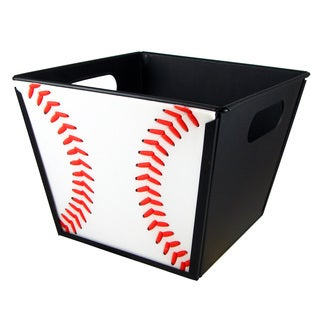 BREKX Baseball Galvanized Ice Bucket (Set of 2)