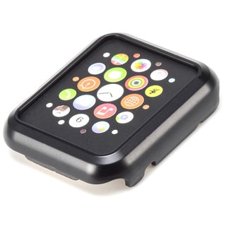 iPM Premium Shiny Hard Plastic Protective Border Case for 38mm Apple Watch